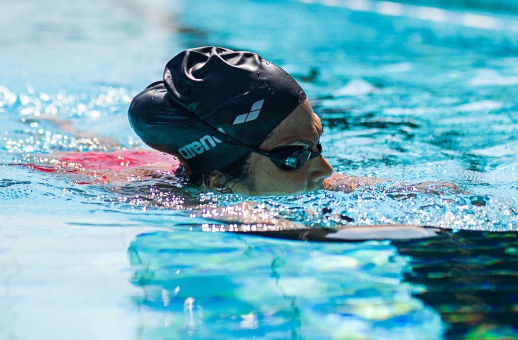 Schwimmen ist ein beliebter Freizeitsport. Foto: dpa