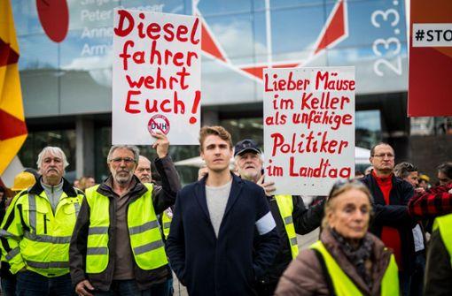 Kretschmann: Weitere Fahrverbote vermeiden