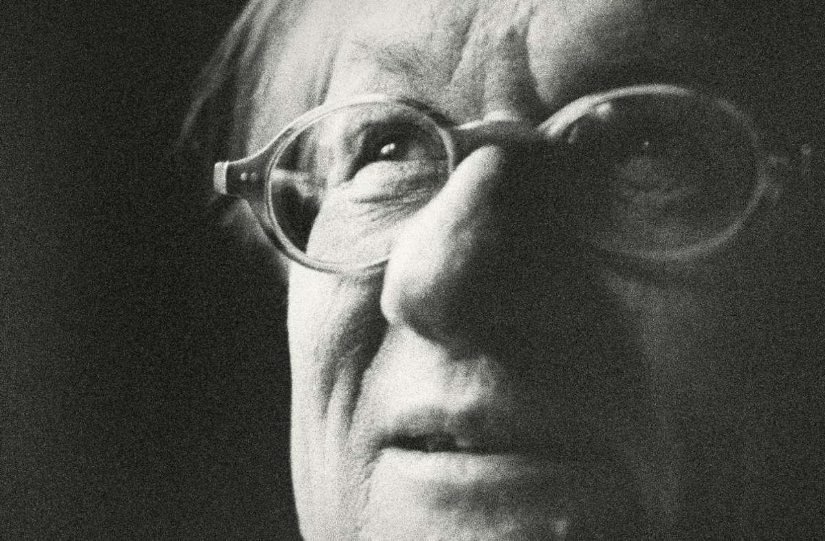 Uwe Schweikert ist eine prominente Stimme im Stuttgarter Musikleben Foto: oggi e adesso