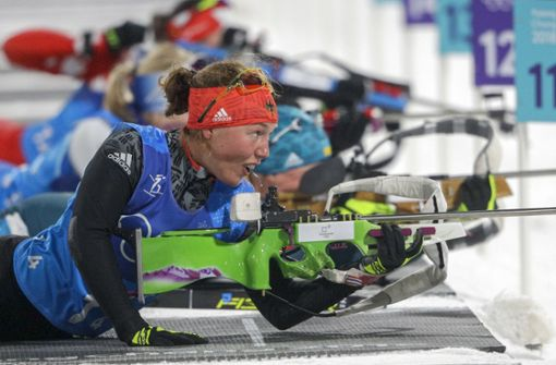 Verkorkste Biathlon-Staffel für Laura Dahlmeier und Co.