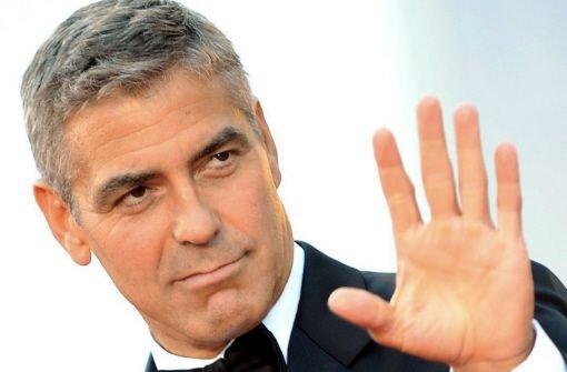 Oscar-Preisträger George Clooney sieht nicht nur blendend aus, er hat auch Charme, Witz und das Format einer Filmlegende. Da verwundert es kaum, dass der graumelierte Frauenschwarm ... Foto: dpa