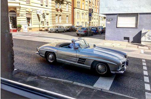 Das sind die coolsten Karren auf Stuttgarts Straßen