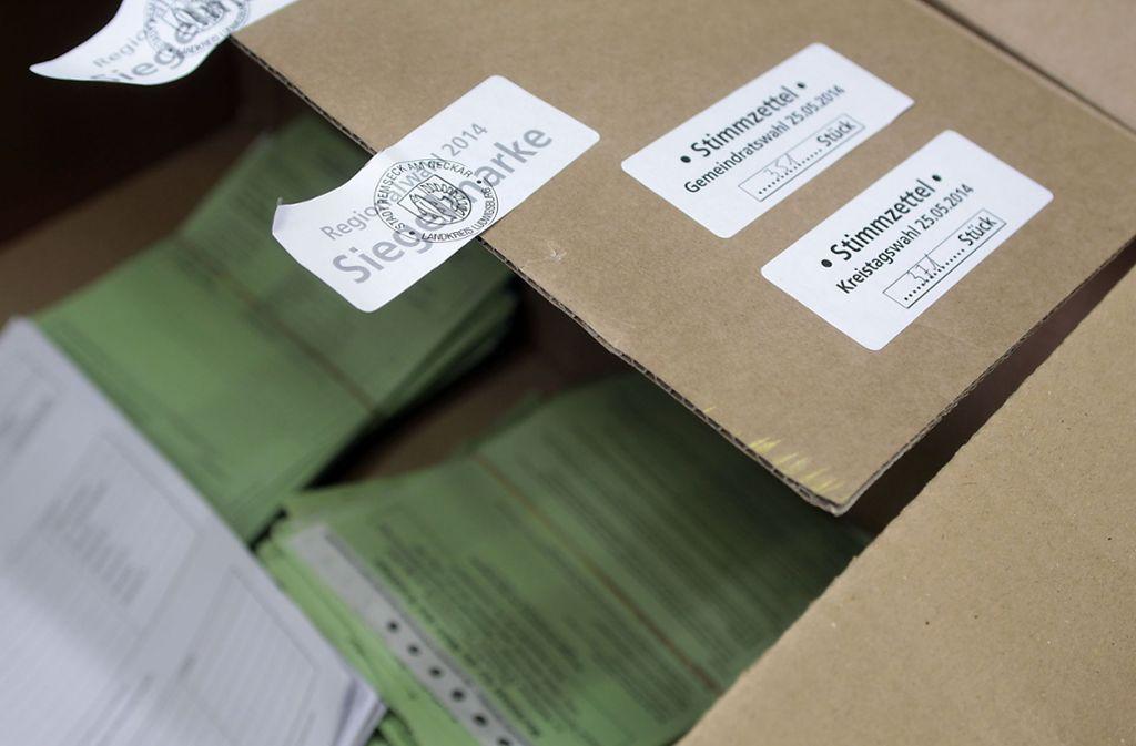 Am 30. Juni sind die Ludwigsburger zur Oberbürgermeisterwahl aufgerufen. Foto: factum/Archiv