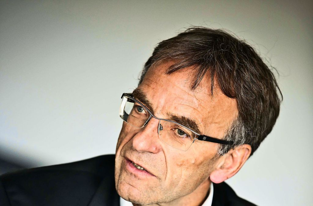 Werner Wölfle  bekommt wahrscheinlich keine öffentliche Verabschiedung. Foto: