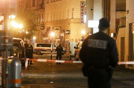 Die blutige Spur der Wiener Terrornacht