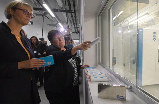 30 Millionen für Brennstoffzellen-Forschungsfabrik in Ulm