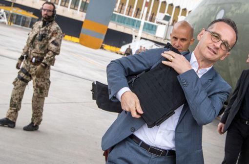 Maas kritisiert US-Abzug aus Syrien scharf