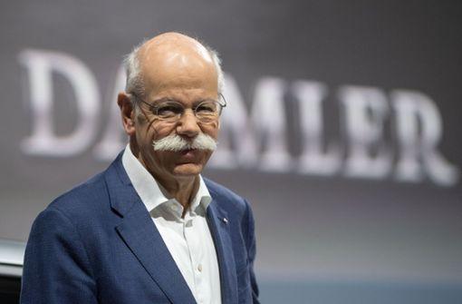 Daimler legt ein Sparprogramm auf