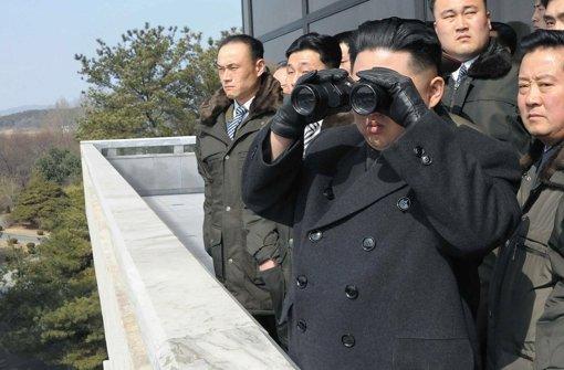 Die ultimative Drohung aus Pjöngjang