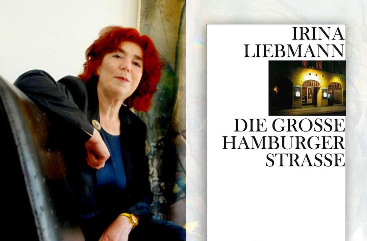 Die Berliner Schriftstellerin Irina Liebmann Foto: Irina Liebmann