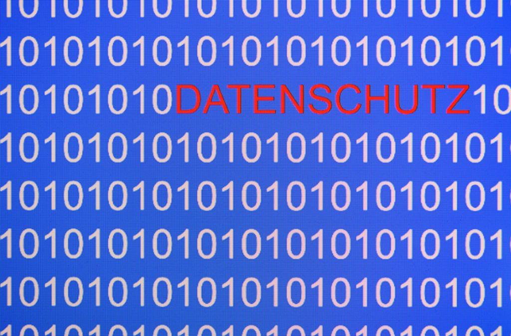 Die neue Datenschutzgrundverordnung ist längst in Kraft. Doch ab dem 25. Mai müssen Unternehmen bei Verstößen mit empfindlichen Strafen rechnen. Foto: dpa-Zentralbild