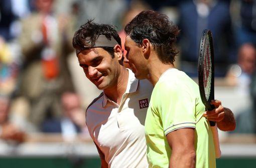 Federer gegen Nadal – das waren die größten Duelle