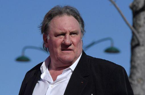 Polizei verhört Gérard Depardieu wegen sexuellen Missbrauchs