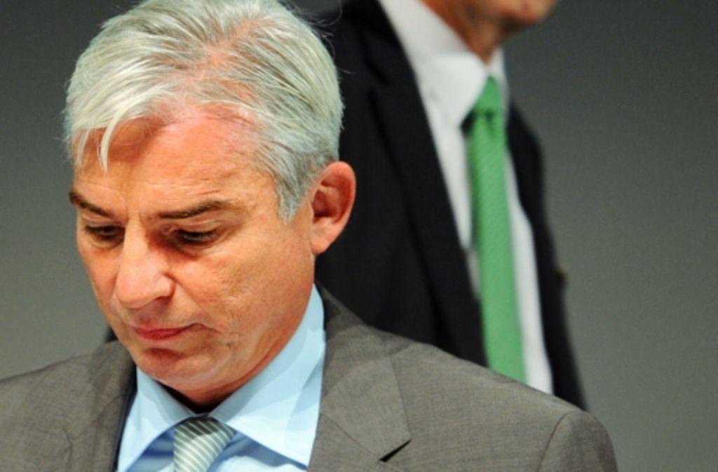 Der CDU-Obere Thomas Strobl  lässt sich keine Katastrophenstimmung anmerken. Foto: dpa
