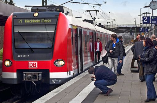 Aus der S-Bahn von den Fildern  direkt zum Neckartal wird nichts