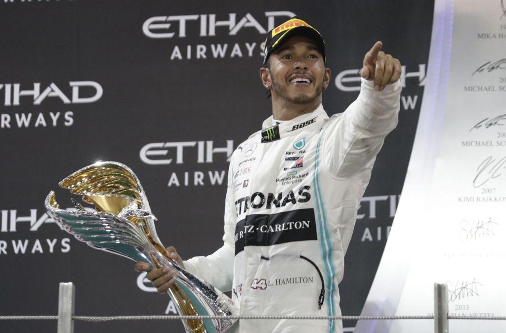 Lewis Hamilton: Wohin führt sein Weg? Foto: AP/Hassan Ammar