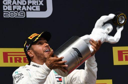 Ist Lewis Hamilton der beste Fahrer der Geschichte?