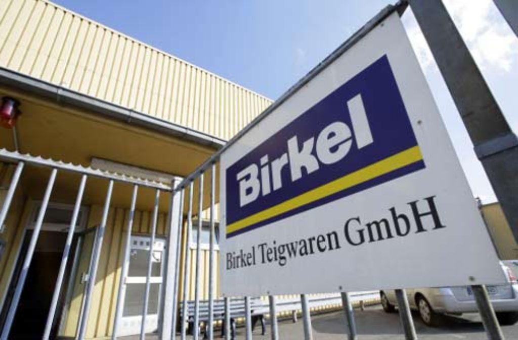Die Ära des schwäbischen Nudelherstellers Birkel ist vorbei. Foto: dpa