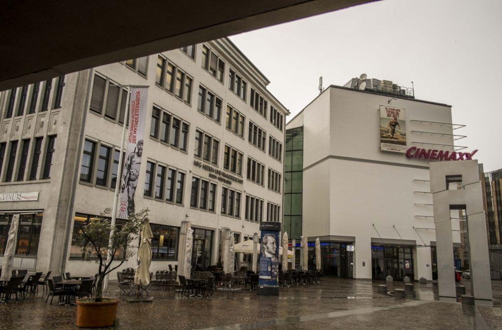 Liederhalle Stuttgart Cinemaxx