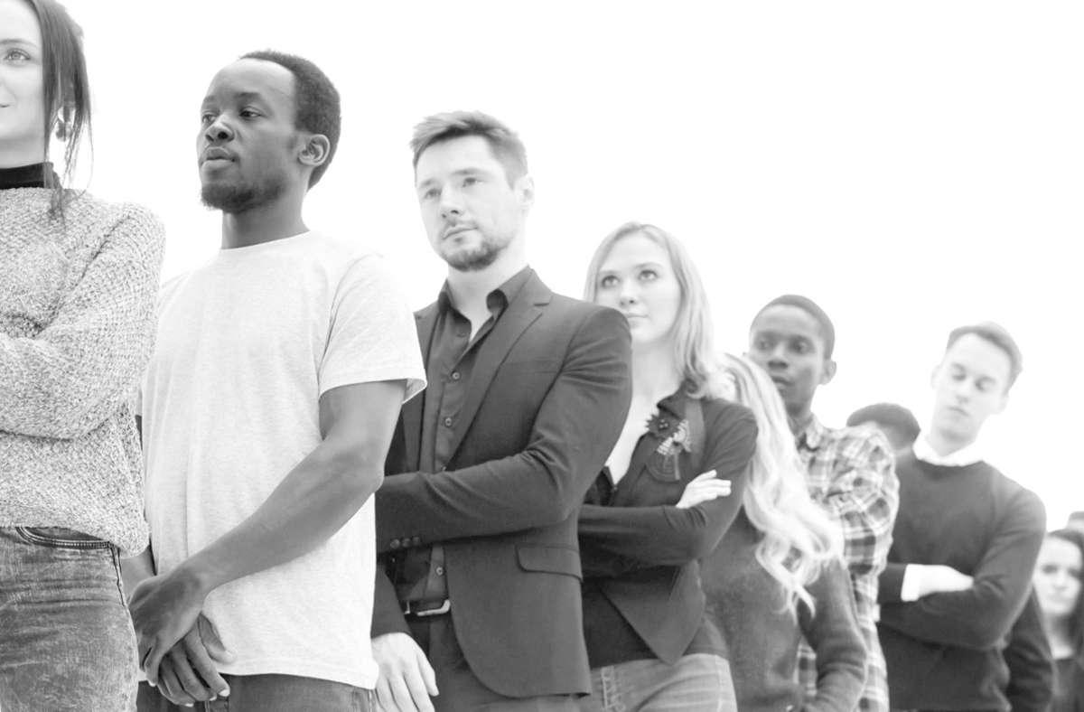 Der Rassismus ist der Urahne vieler sozialer Probleme heute. Andererseits ist nicht jedes Ressentiment gleich  rassistisch. Foto: ASDF - stock.adobe.com