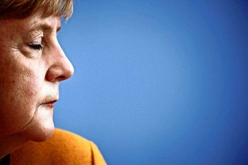 Wie Merkel den  Teil-Lockdown rechtfertigt