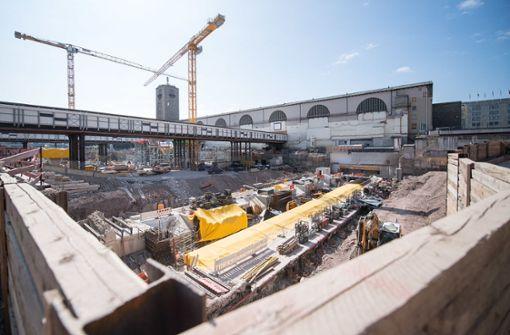 Bahn will  bei Stuttgart21 nicht sparen