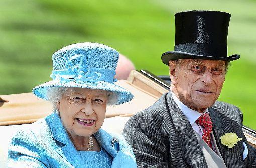 Buckingham Palace: Prinz Philip geht ab Herbst in Rente