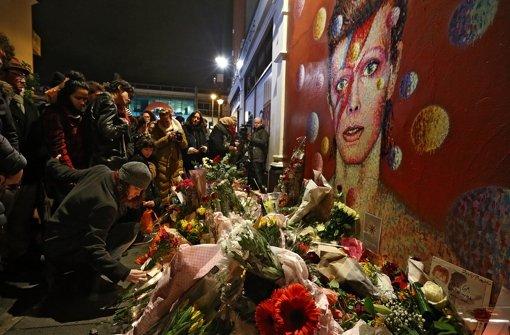 Fans trauern um ihren Star