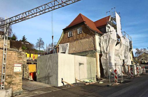 Zum Geburtstag bekommt Hölderlin ein eigenes Haus