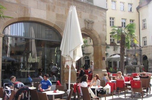 Frühstücken in Stuttgart