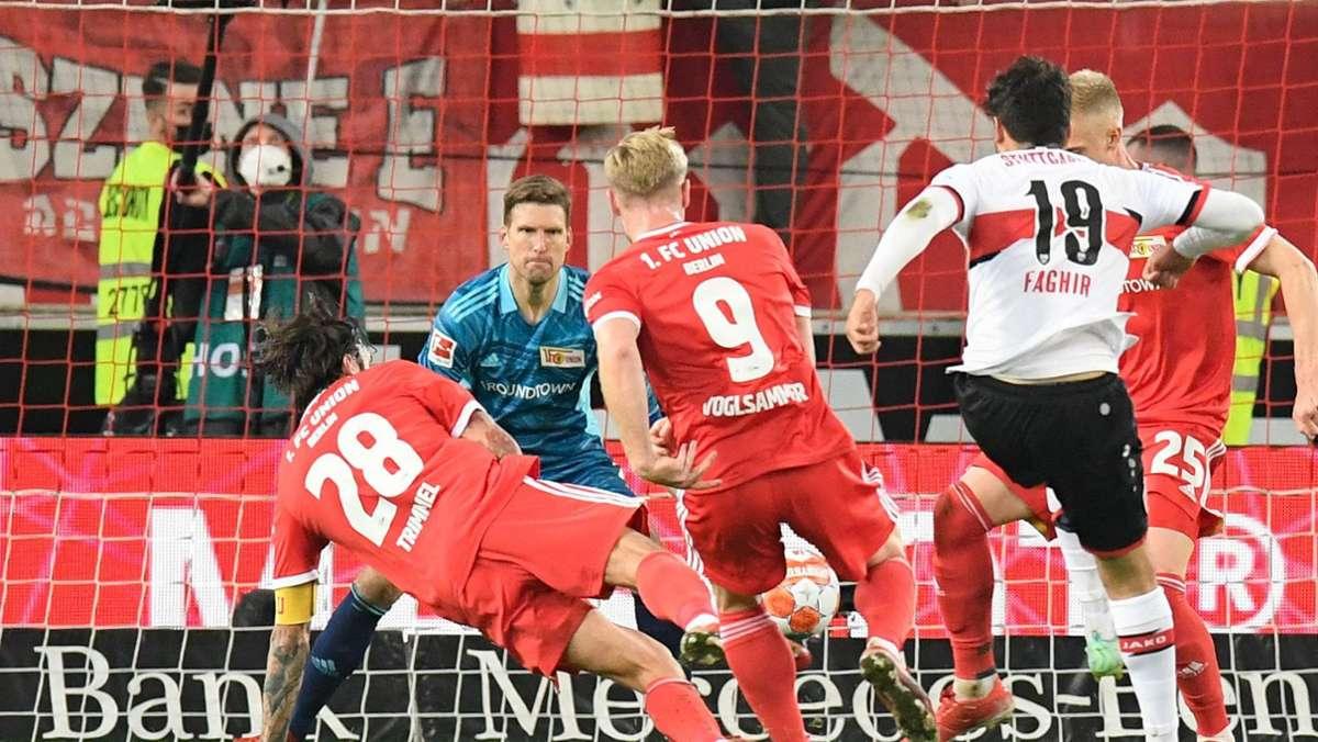 1:1 – Wahid Faghir lässt die VfB-Fans in letzter Minute jubeln