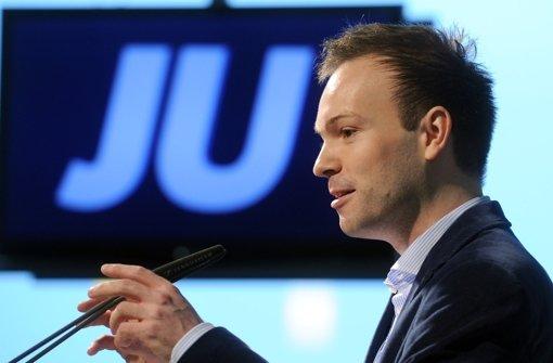 JU-Chef Löbel fordert vorläufigen Aufnahmestopp