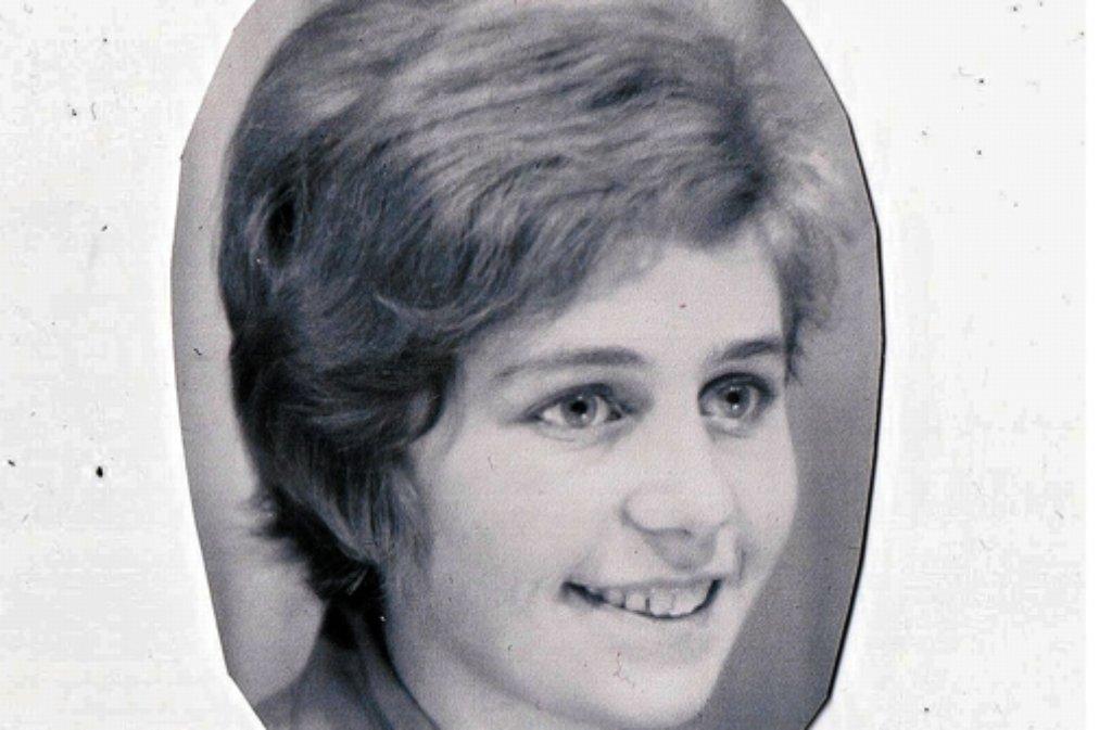 So sah die Finderin mit 13 Jahren aus. Foto: privat
