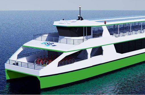 Weiße Flotte kauft  E-Schiffe