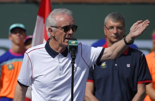 Tennis-Turnierdirektor tritt zurück