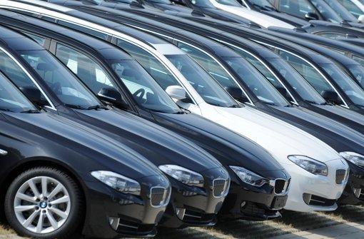 Deutsche kaufen mehr Neuwagen