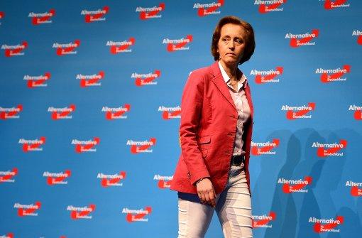 Storch: Merkel will EM abschaffen