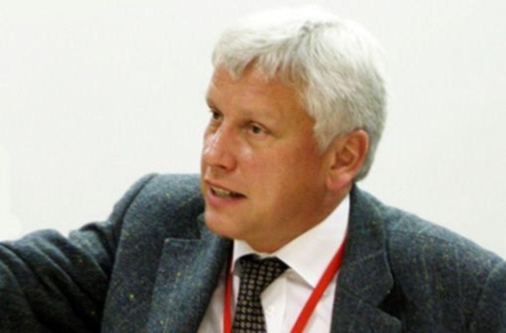Christoph Fasel, stellvertretender Vorsitzender der Verbraucherkommission Baden-Württemberg. Quelle: Unbekannt