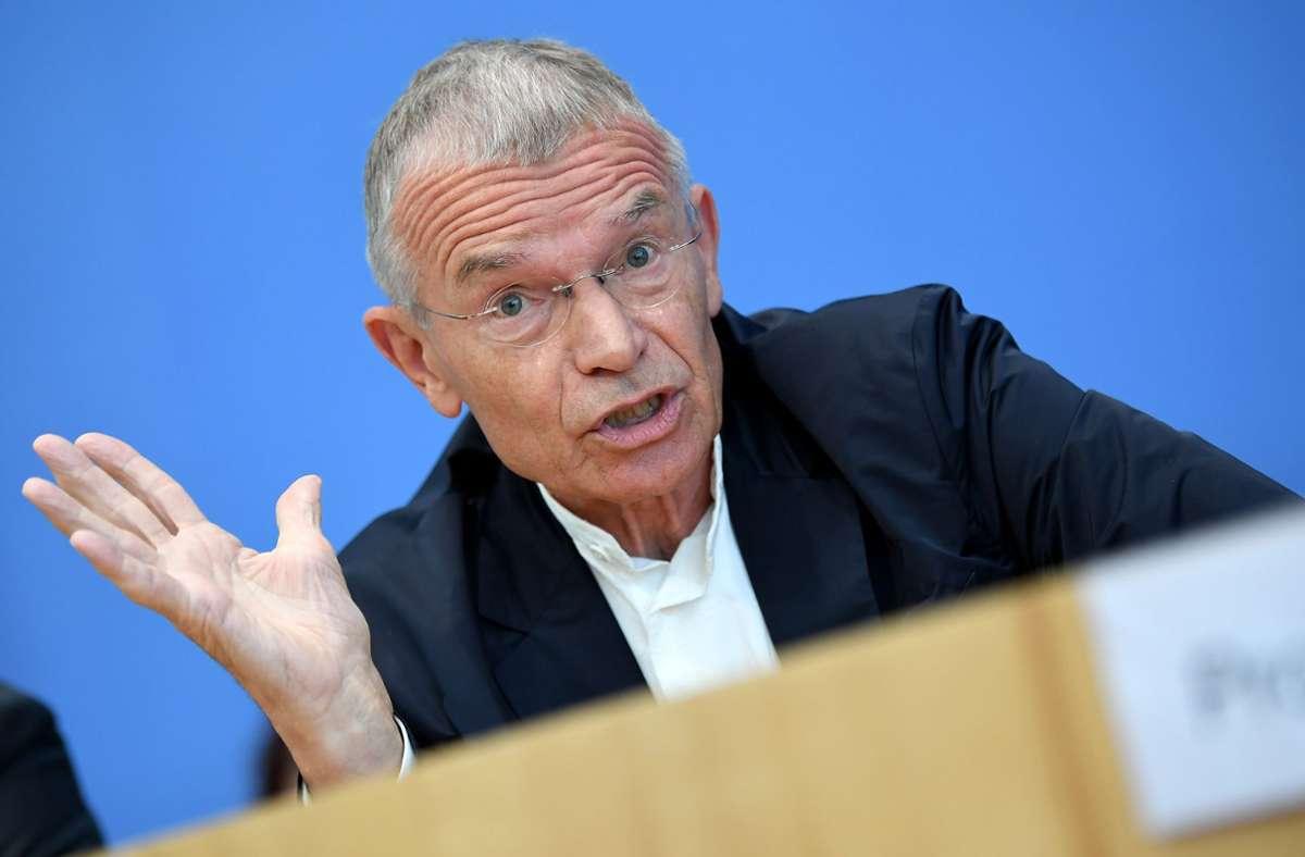 Klaus Hurrelmann warnt: Bei jedem dritten Jugendlichen könnte der Coronafrust in Aggression umschlagen. Foto: dpa/Britta Pedersen