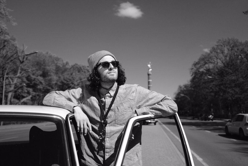 Schon seit Jahren im Stuttgarter Nachtleben unterwegs: Paul alias Sumo. Foto: Saeed Kakavand