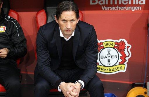 DFB sperrt Leverkusen-Coach Schmidt für zwei Spiele