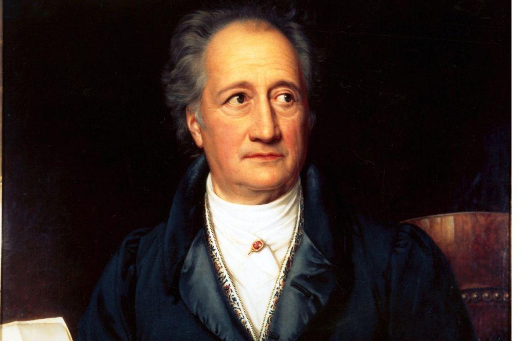 Am Gardasee wäre Goethe auf seiner Italienreise beinahe als Spion verhaftet worden. Foto: dpa/Stiftung_Weimarer_Klassik