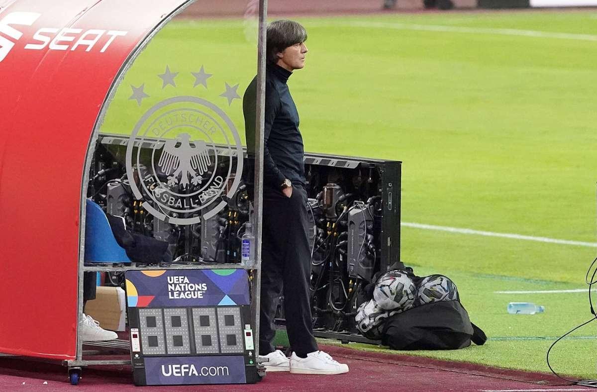 Wie geht es für Joachim Löw weiter? Foto: imago images/Acero