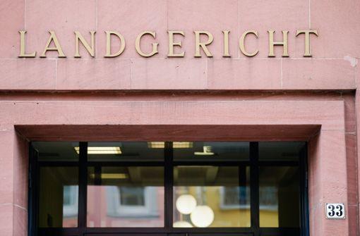Angeklagte aus Stuttgart  zu lebenslanger Haft verurteilt