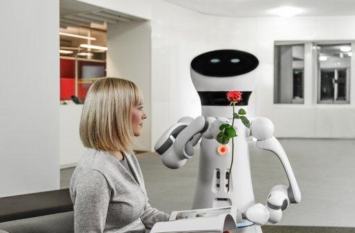 Ein ausgezeichneter Serviceroboter