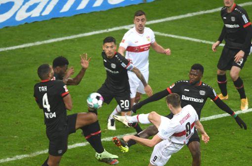 Der VfB zwischen Wut und Verzweiflung