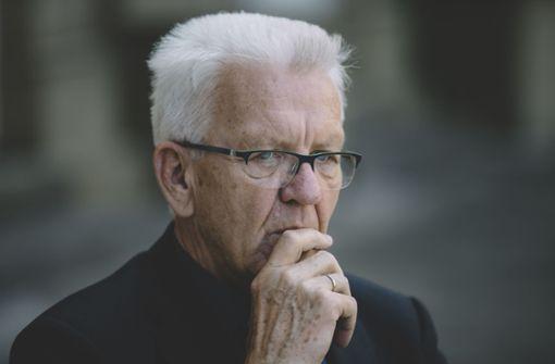 Kretschmann beherrscht die politische Bühne