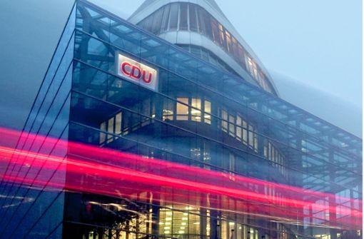 An der CDU-Basis braut sich etwas zusammen