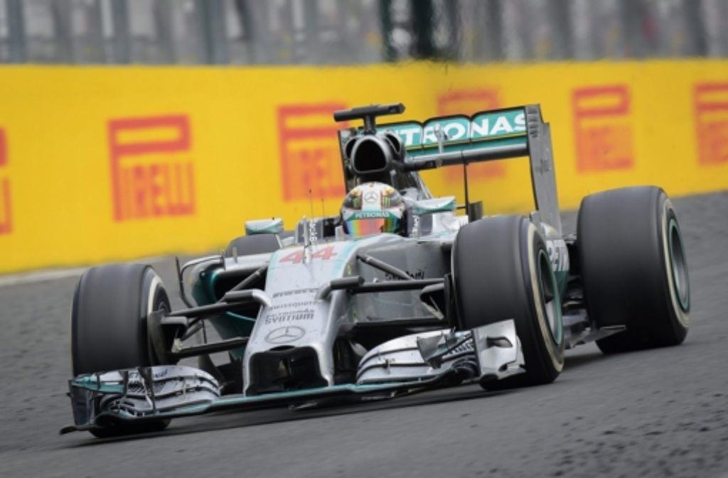Formel 1 Pole Position