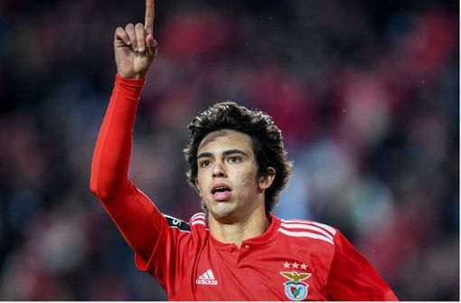 Atletico Madrid bietet 126 Millionen für Joao Felix